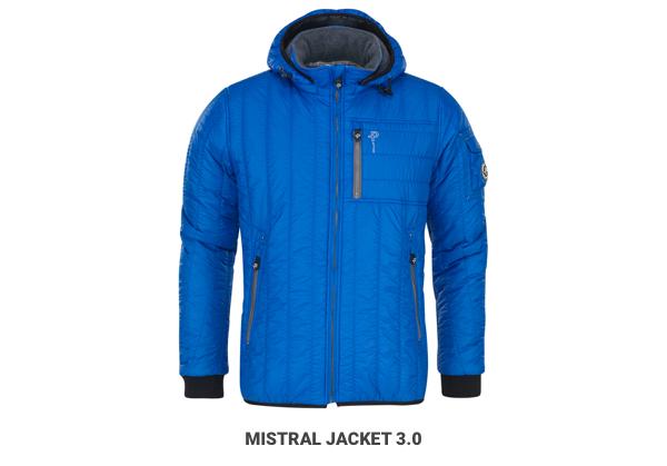 MISTRAL JACKET 3.0 Pelle P Norge